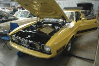 1973 Ford Mustang Mach 1 image.