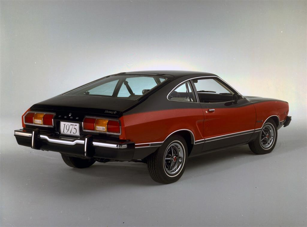 1975 Ford Mustang Ii Pictures History Value Research