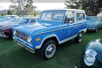 1976 Ford Bronco image.