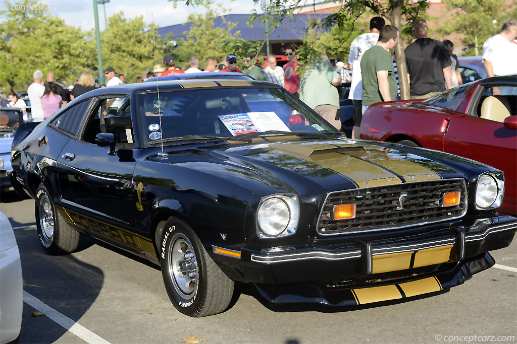 Auction Results And Sales Data For 1976 Ford Mustang Ii Conceptcarz Com