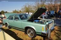 1976 Ford Granada image.