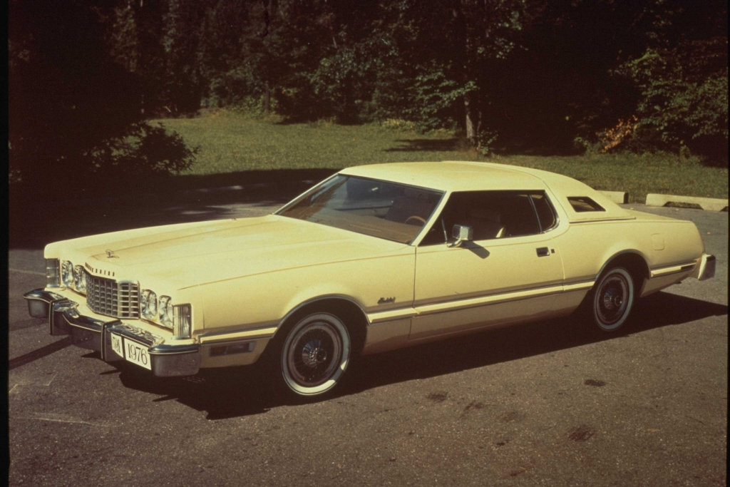 1976 Ford Thunderbird History Pictures Value Auction
