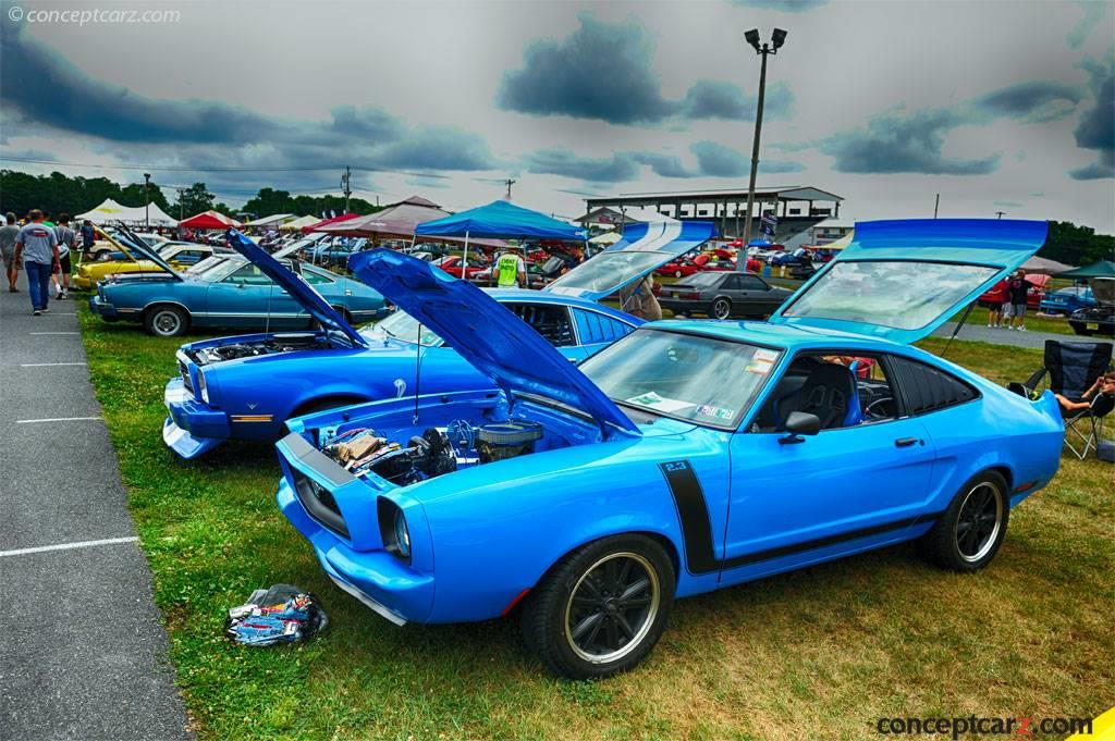1977 Ford Mustang II