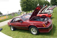 1982 Ford Mustang