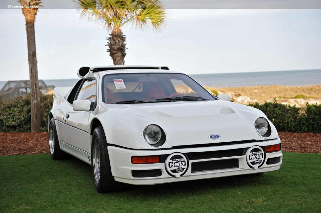 1986 ford rs200 image chassis number sfacxxbj2cgl00087. Black Bedroom Furniture Sets. Home Design Ideas