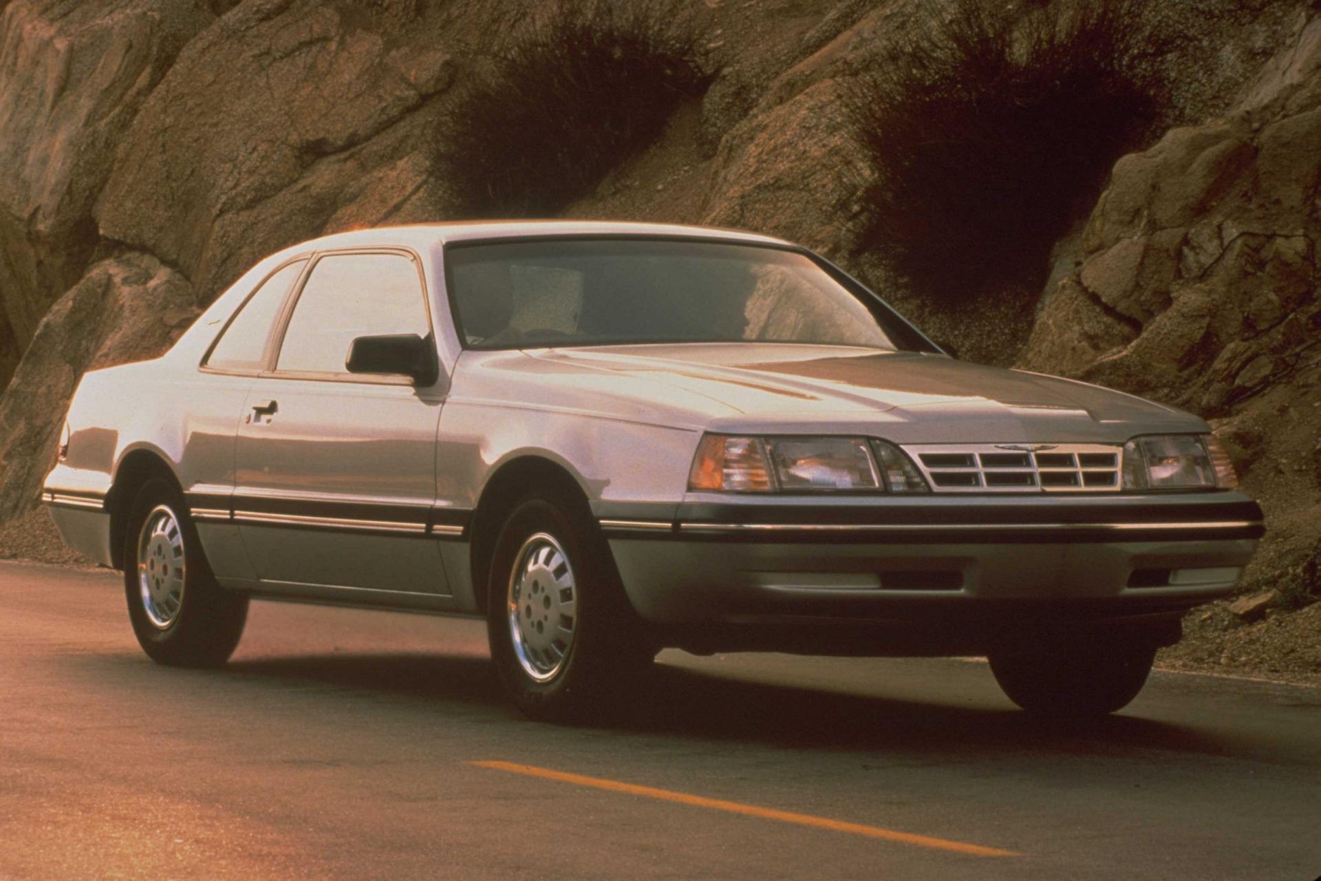 1988 ford thunderbird conceptcarz com 1988 ford thunderbird conceptcarz com