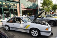 1989 Ford Saleen Mustang SSC.  Chassis number 94