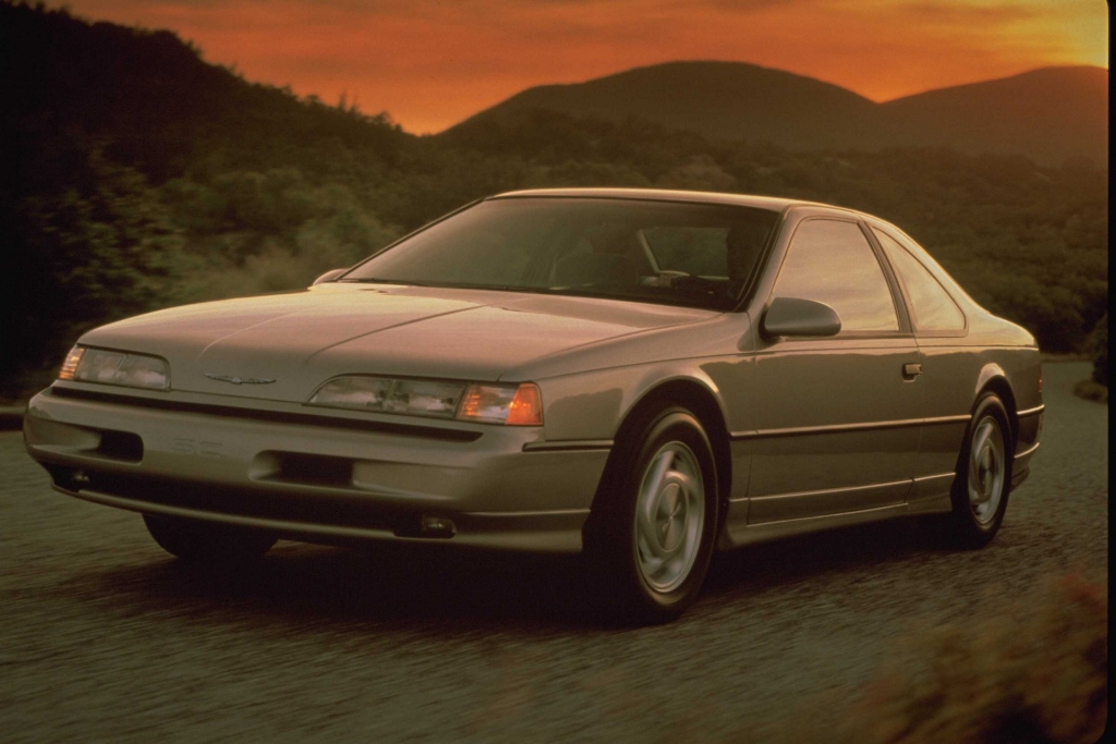1989 Ford Thunderbird
