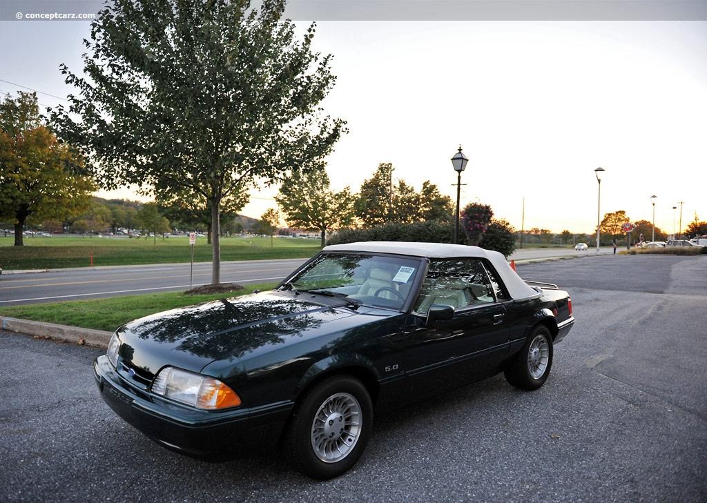 Ford Mustang Th Dv Rmh