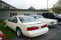 1996 Ford Thunderbird.  Chassis number 1FALP62W2TG174693