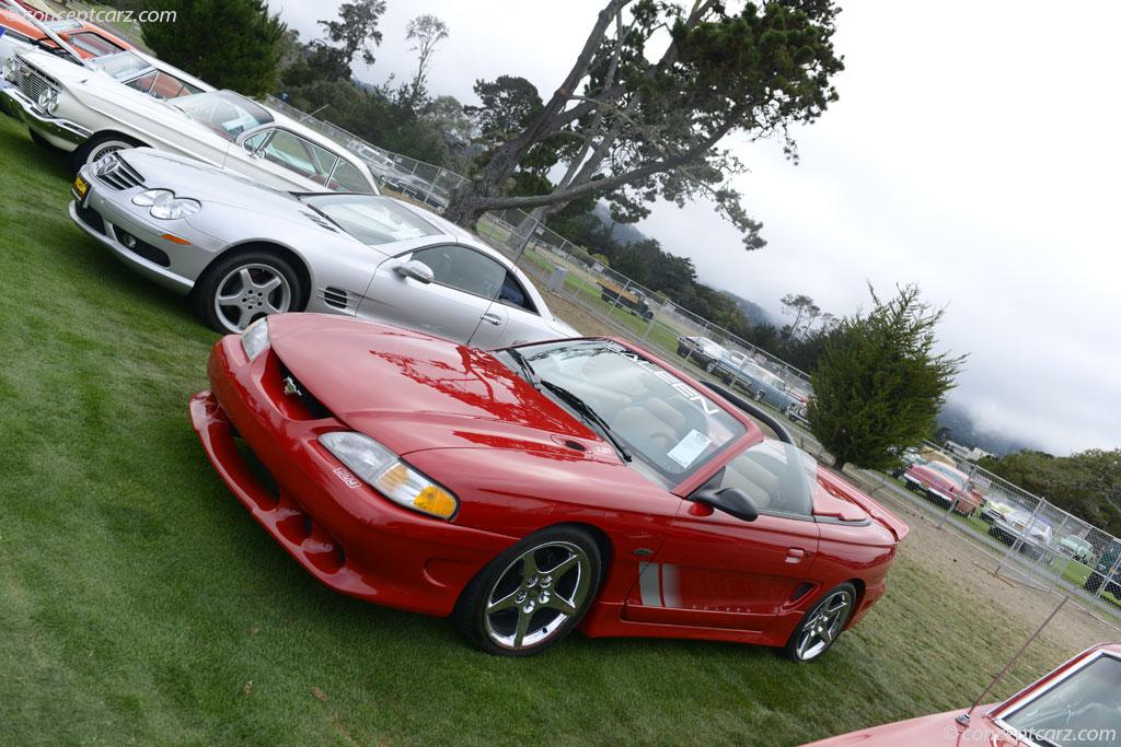 1997 Saleen Mustang