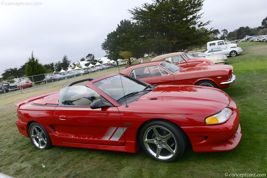 auction results and sales data for 1997 saleen mustang. Black Bedroom Furniture Sets. Home Design Ideas