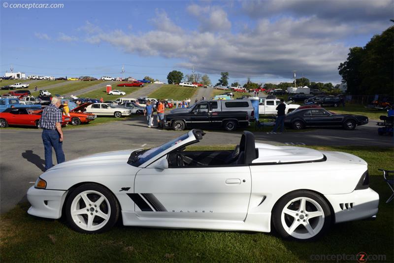 1997 Saleen Mustang Conceptcarz Com
