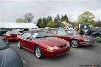 1998 Ford Mustang.  Chassis number 1FAFP45X5WF276172