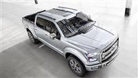 Ford Atlas Concept Concept Information