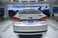 2017 Ford Fusion Hybrid Autonomous