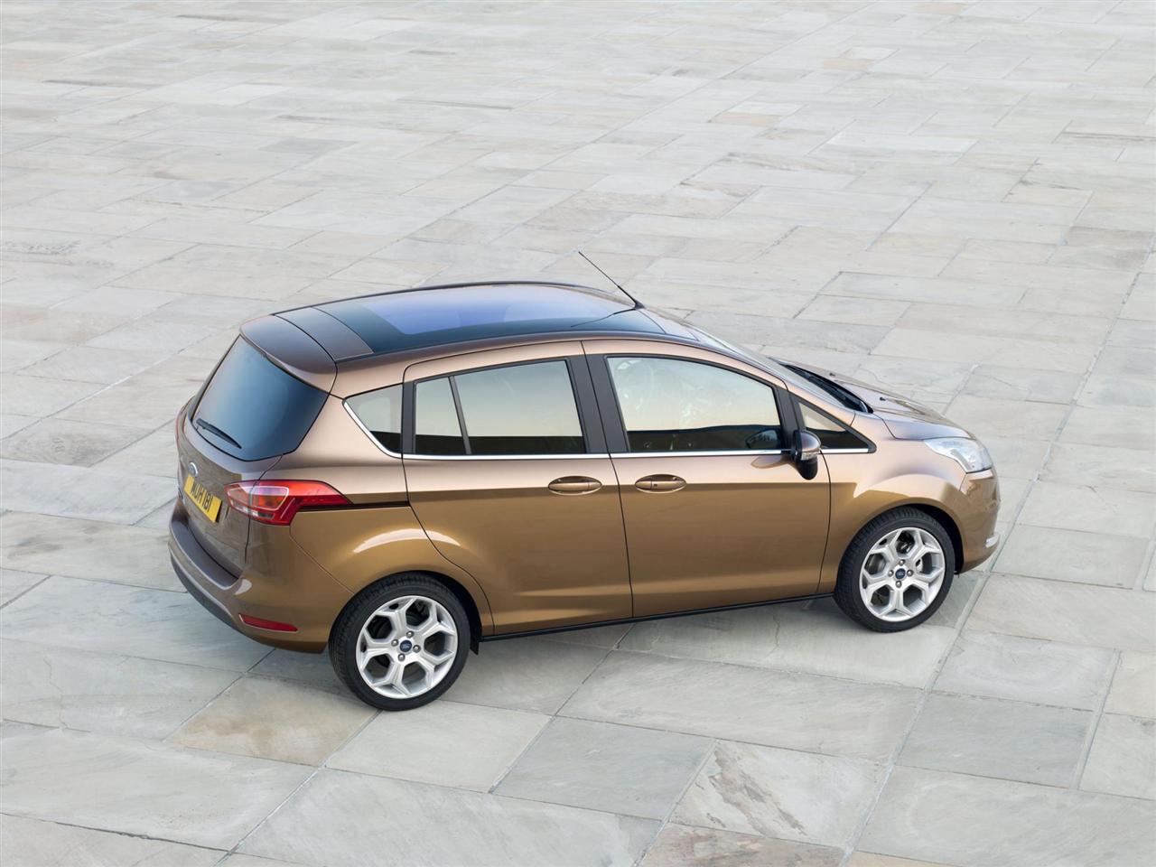 2012 Ford B-MAX