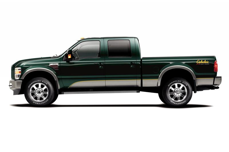 2009 Ford F-Series Cabela FX4 Edition