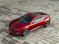2012 Ford Evos Concept image.