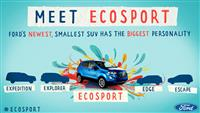 Image of the EcoSport
