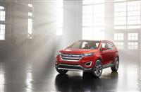 2013 Ford Edge Concept image.