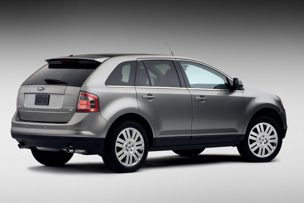2008 Ford Edge Transmission >> 2008 Ford Edge News and Information - conceptcarz.com