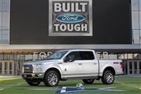 2016 Ford F-150 Dallas Cowboys Edition image.