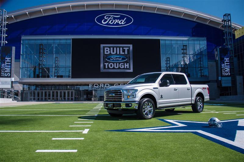2016 Ford F-150 Dallas Cowboys Edition