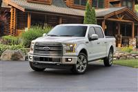 2016 Ford F-150 Limited image.