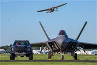 Image of the F-22 F-150 Raptor
