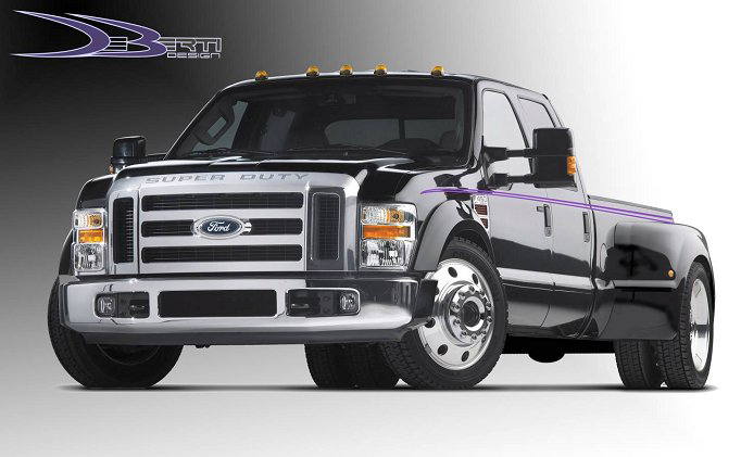 2007 Ford F 450 By Deberti Designs Pictures History Value Research News Conceptcarz Com