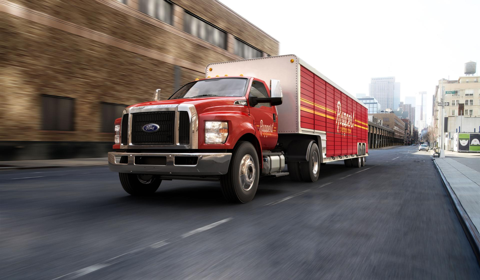 2015 Ford F-650/F-750 News and Information | conceptcarz.com