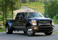 Ford F-Series Super Duty Monthly Vehicle Sales