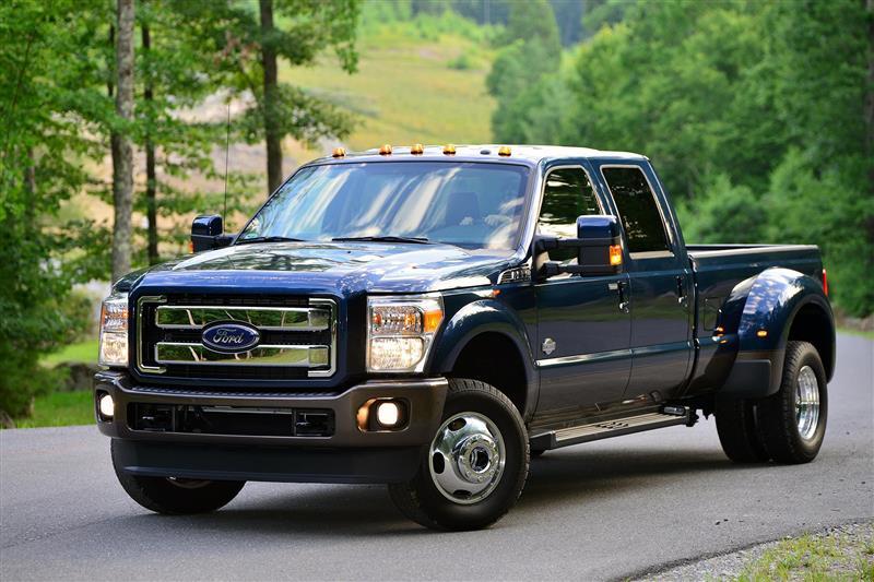 2016 Ford F-Series Super Duty