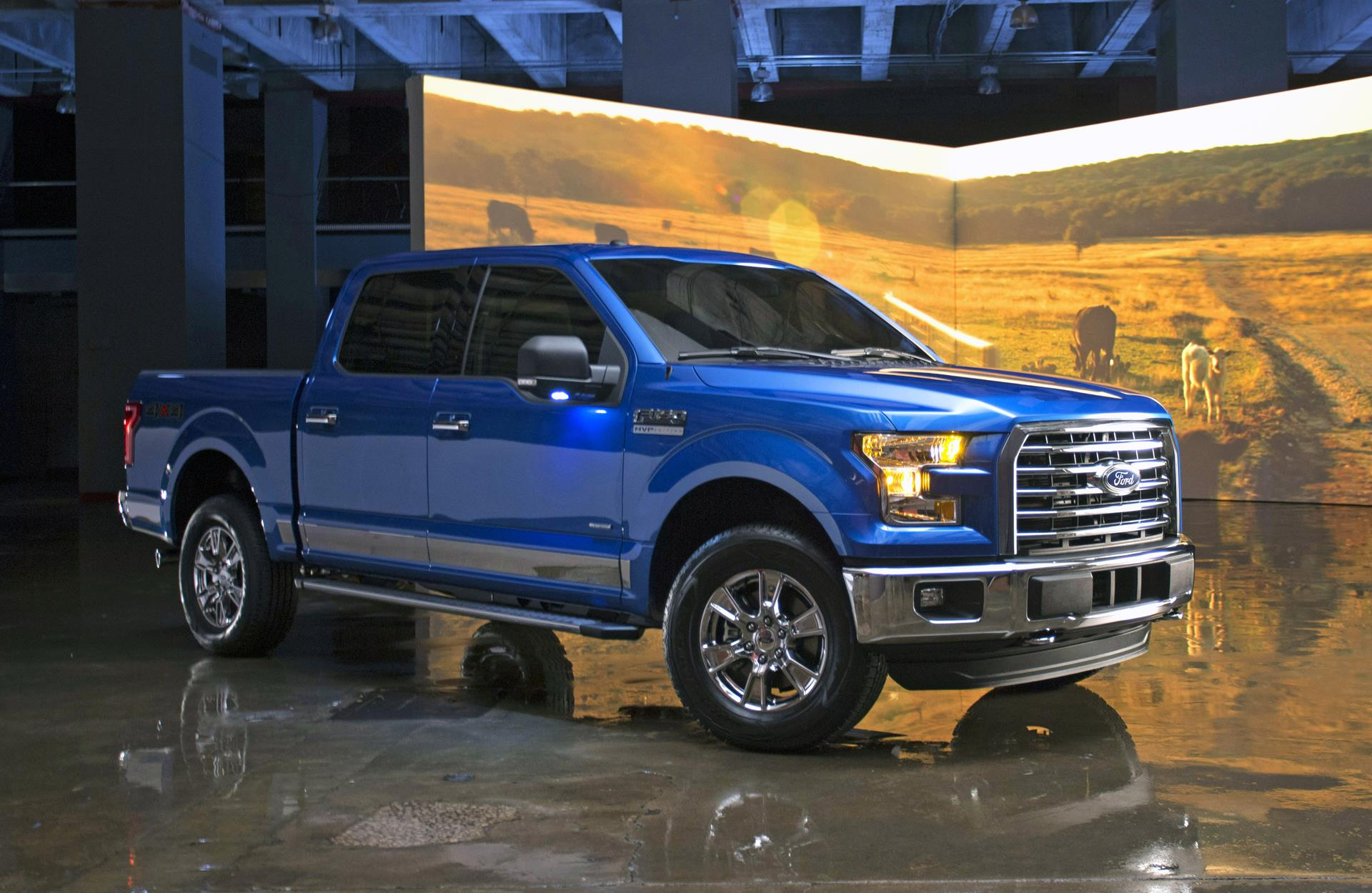 2016 Ford Trucks >> 2016 Ford F 150 Mvp Edition News And Information