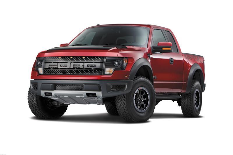Ford F  Svt Raptor Special Edition
