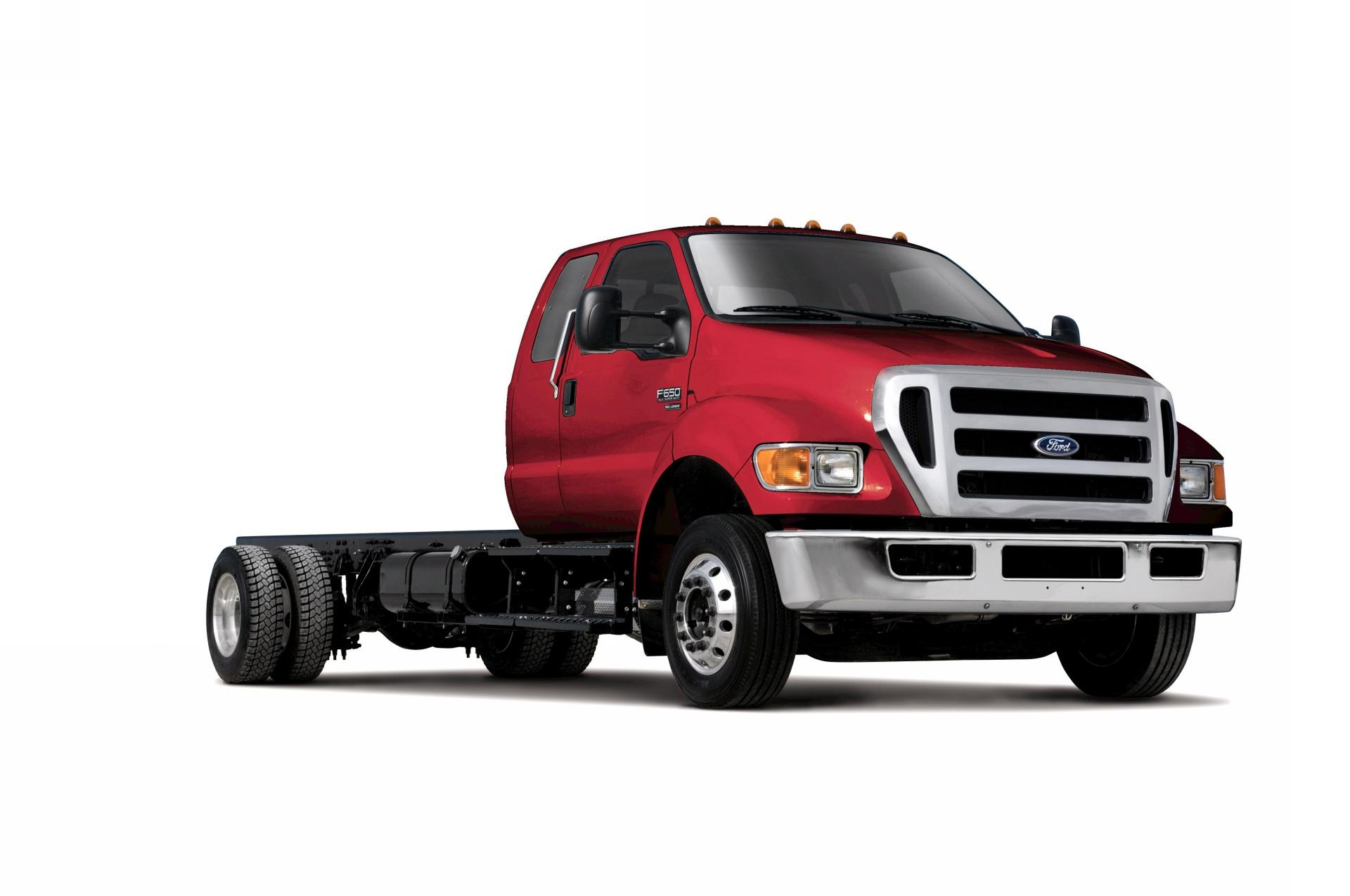 2009 Ford F650 News and Information