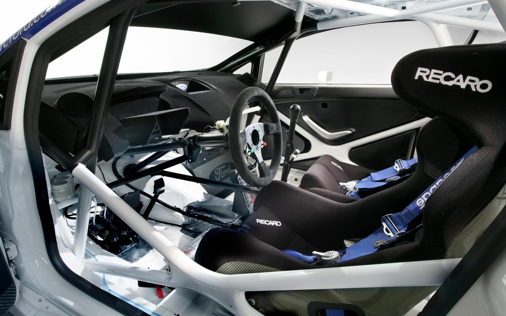 2011 ford fiesta rs wrc image for Interieur ford focus
