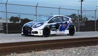 2013 Ford Fiesta ST Race Car image.