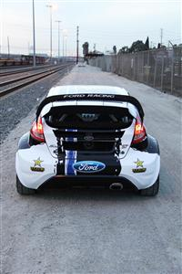 2013 Ford Fiesta ST Race Car
