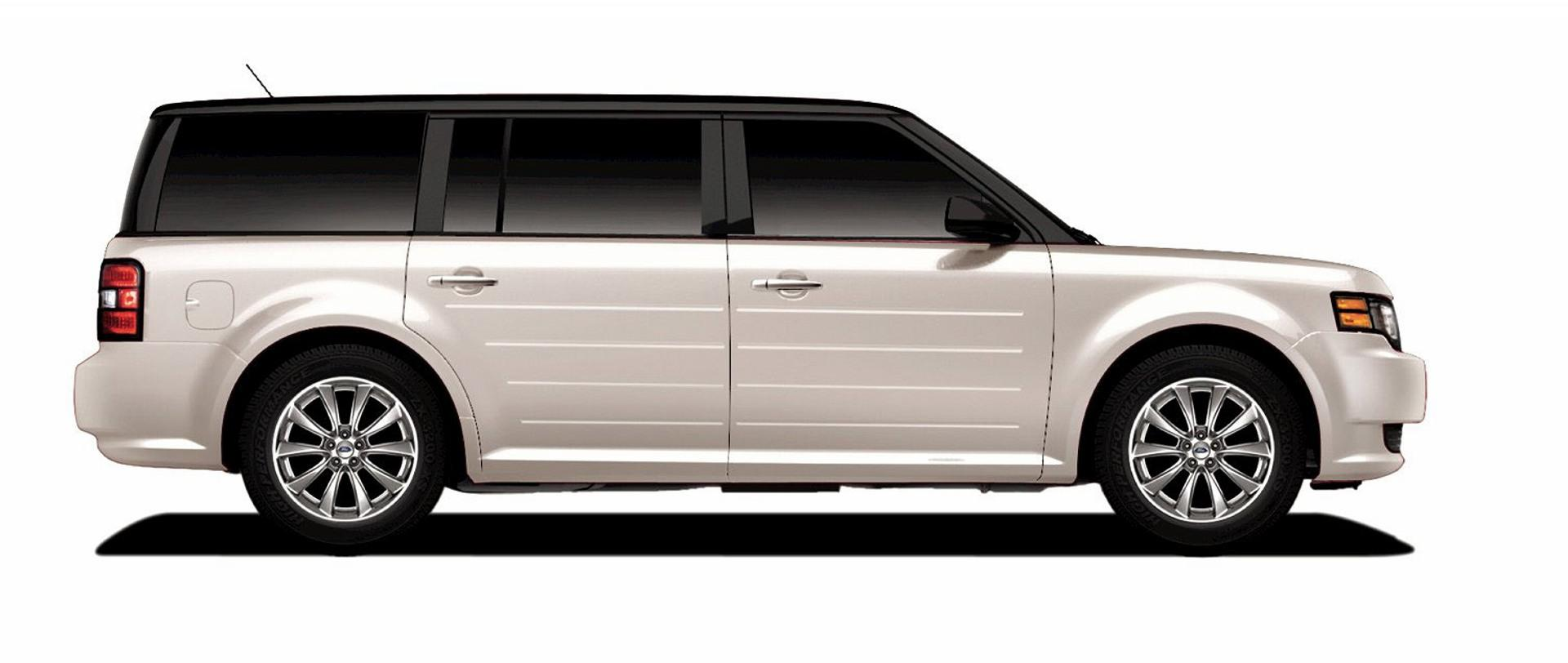 2010 Ford Flex Titanium News And Information