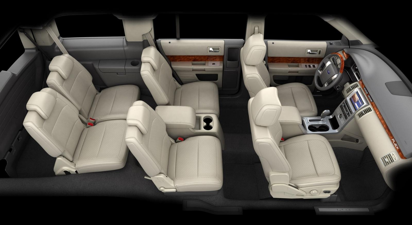 2009 Ford Flex Image Conceptcarz Images