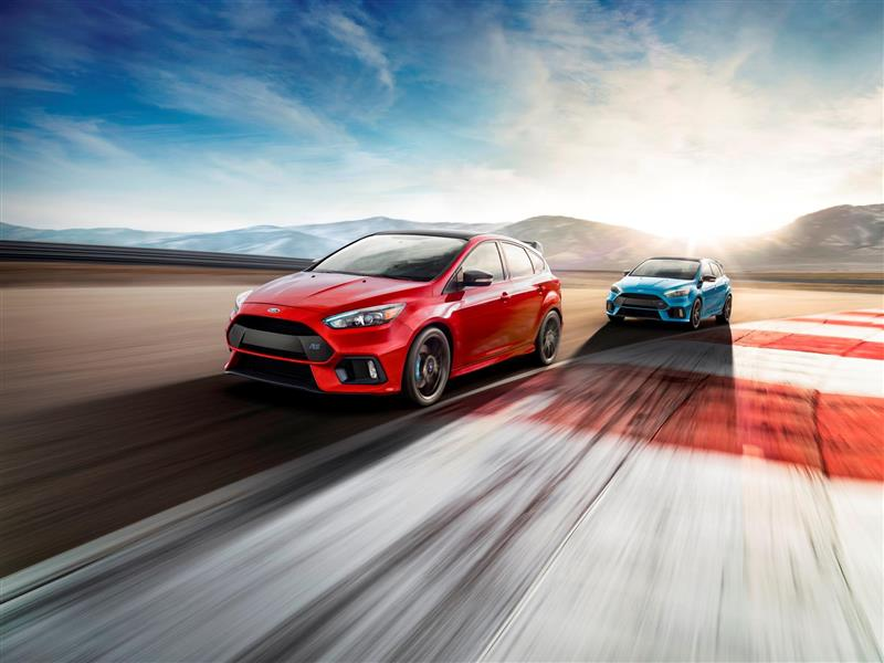 2018 Ford Focus Rs Limited Edition News And Information