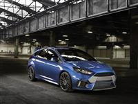 2015 Ford Focus RS image.