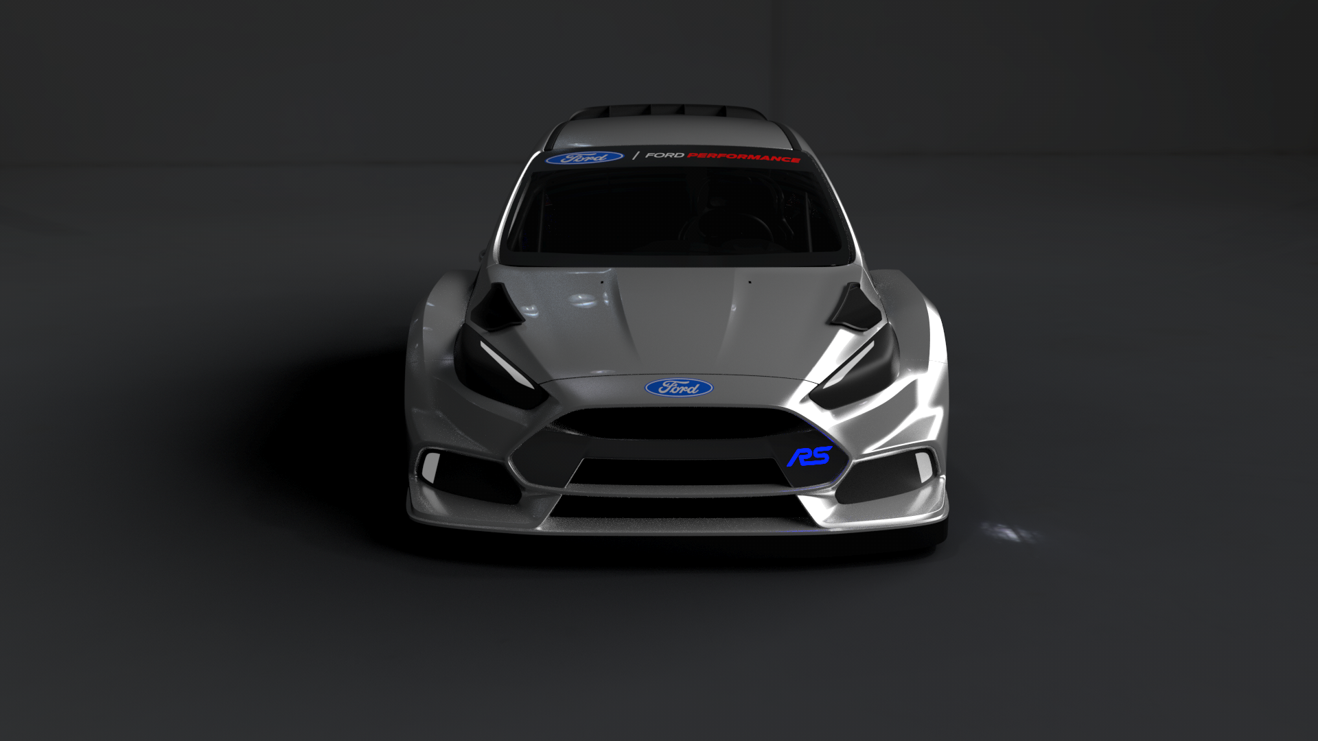 2016 Ford Focus RS Rallycross News and Information