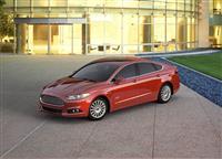 2016 Ford Fusion Energi image.