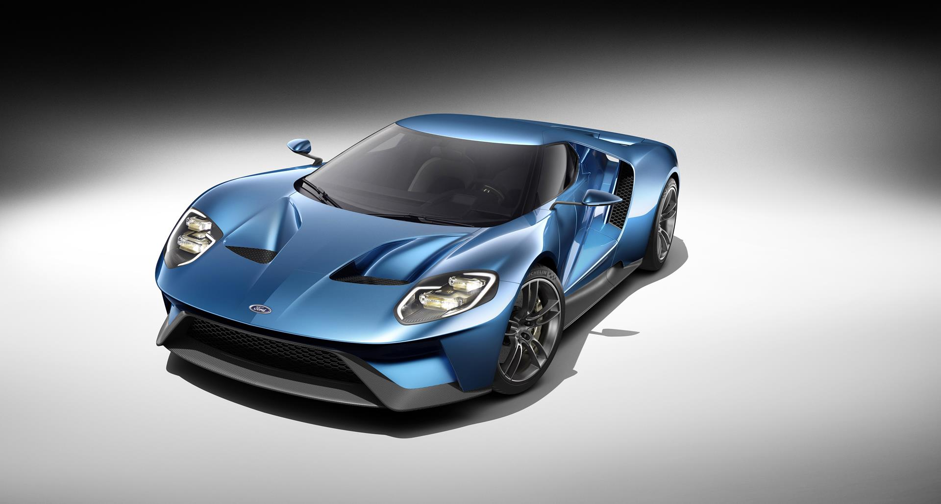 2015 Ford GT News and Information | conceptcarz.com