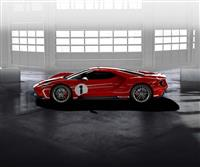Ford GT 67 Heritage Edition Supercar Information