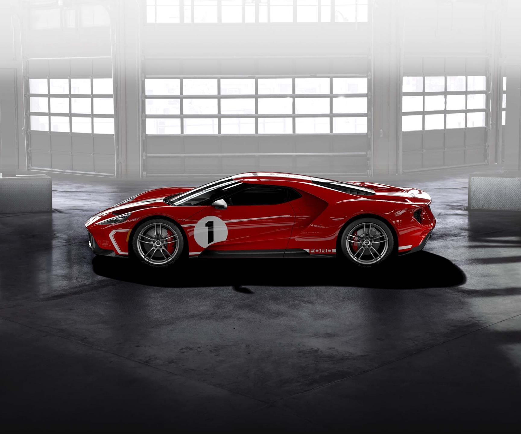 Ford GT 67 Heritage Edition photo