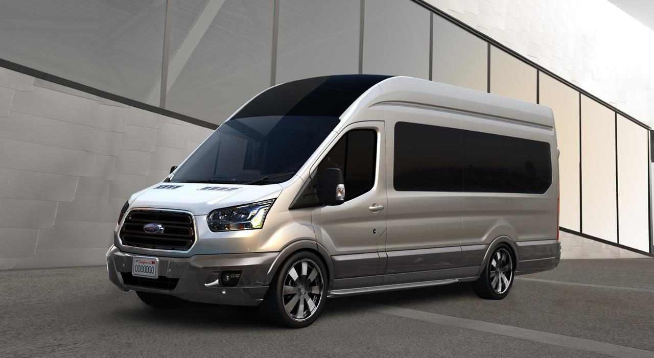 2014 Galpin Auto Sports Transit Skyliner News And Information